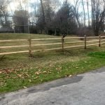 Fence Installation in New Canaan